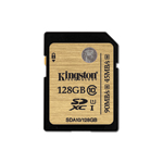Kingston SDXC UHS-I Ultimate Class10 Memory Card 128 GB