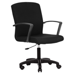 MONO WIOS Office Chair Black MVN