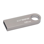 แฟลชไดร์ฟ Kingston Technology DataTraveler SE9H 16GB
