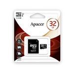 Apacer Micro UHS-I SDHC Class 10 Memory Card 32GB