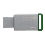 แฟลชไดร์ฟ Kingston Data Traveler 50 16GB (DT50)